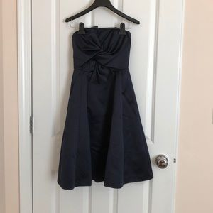 BOGO - H&M Navy Strapless Dress